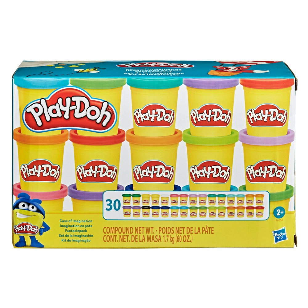 Play Doh Case Of Imagination