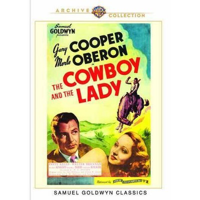 The Cowboy And The Lady (DVD)(2016)