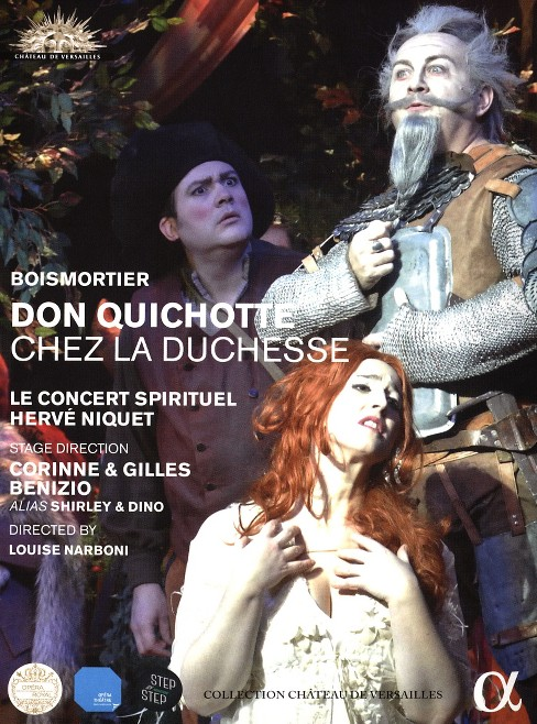 De boismortier:Don quichotte chez la (DVD) - image 1 of 1
