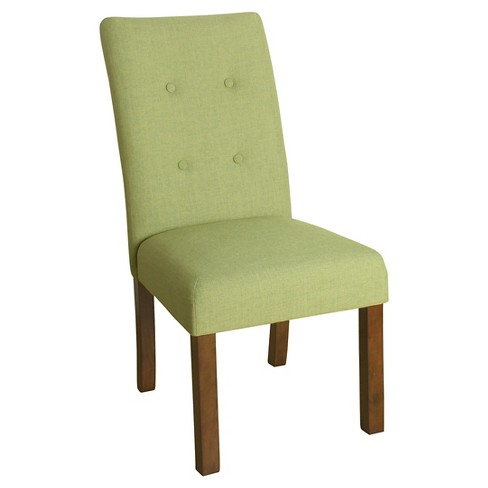 Kristin Tufted Dining Chair Set Of 2 Textured Homepop Target