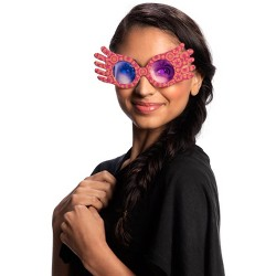 Harry Potter Luna Lovegood Spectrespecs Halloween Costume Wearable Accessory Target