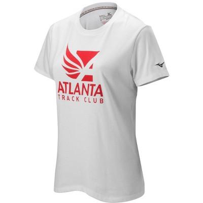 Mizuno Women's Atlanta Track Club 50/50 Tee