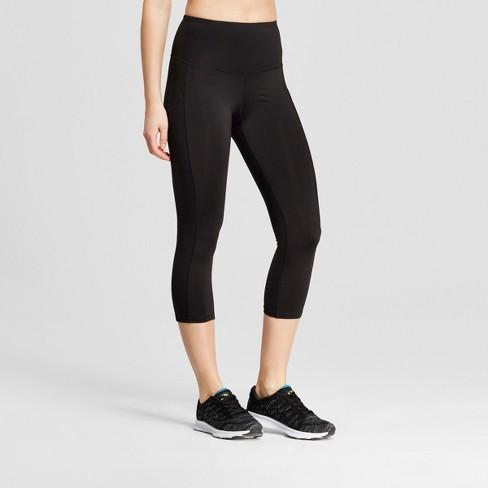 "Women's Training High-Waisted Capri Leggings 20"" - C9 Champion® - image 1 of 2"