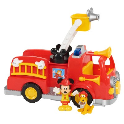 Disney Mickey Mouse Mickey's Fire Engine