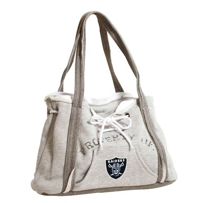 NFL Oakland Raiders Hoodie Purse