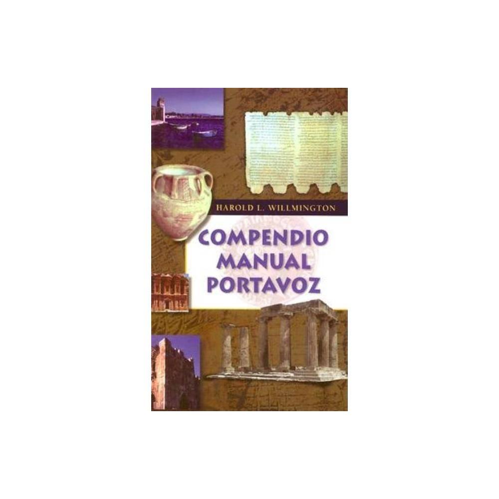 Compendio Manual Portavoz By Harold L Willmington Hardcover