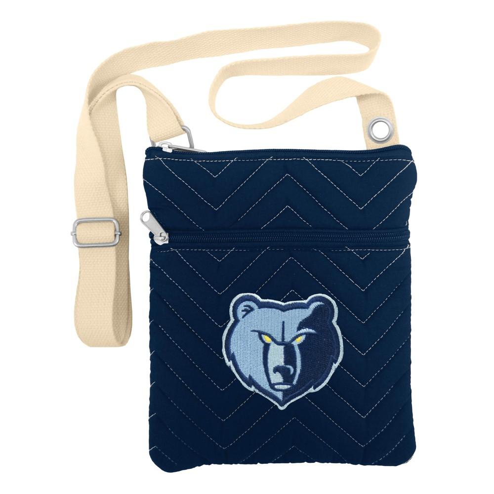 NBA Memphis Grizzlies Chev Stitch Crossbody Bag, Girl's