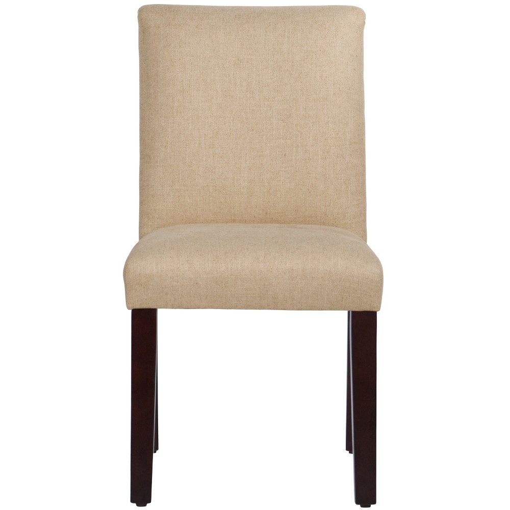 Parsons Dining Chair Tan Linen - Threshold Coupons