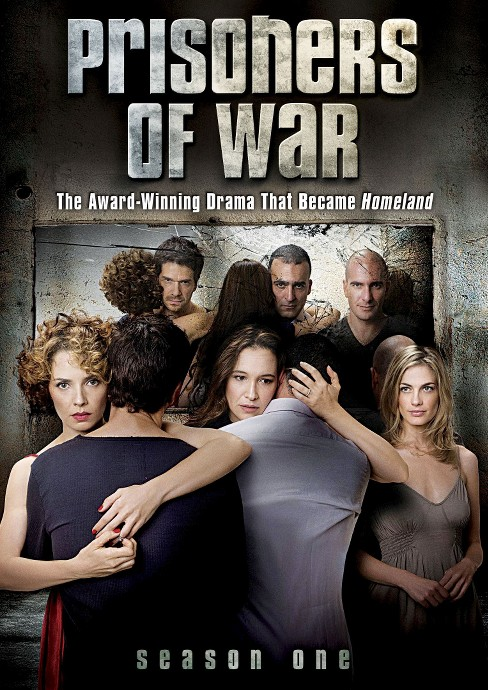 Prisoners of war:Season one (DVD) - image 1 of 1