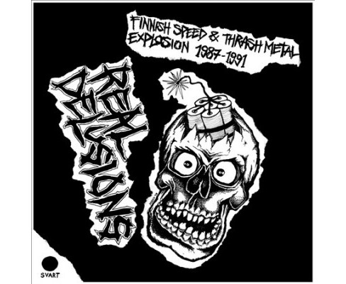 Various - Real Delusions:Finnish Speed & Thrash (CD) - image 1 of 1
