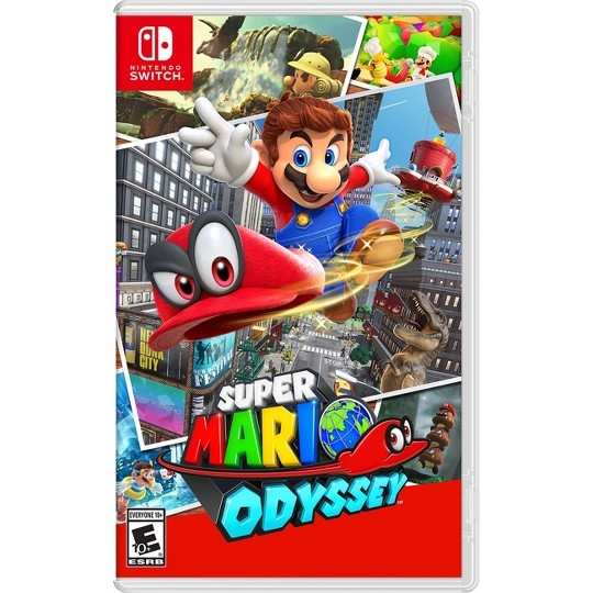 Super Mario Odyssey - Nintendo Switch image number null
