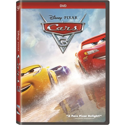 Cars 3 (DVD) - image 1 of 1