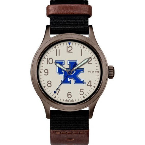 NCAA Kentucky Wildcats Tribute Collection Clutch Men's Watch - image 1 of 1