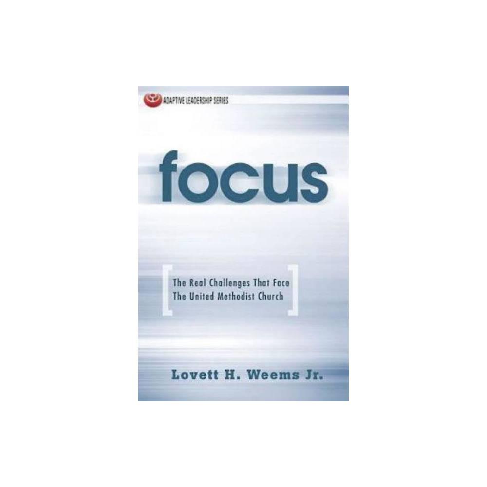 Focus Adaptive Leadership By Lovett H Weems Paperback
