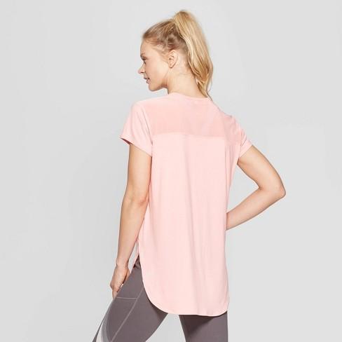fac1c30fbe5273 Women s Short Sleeve Power Mesh T-Shirt - C9 Champion®   Target