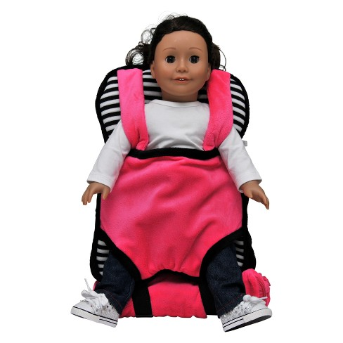 f25e10ea6ec4 The Queen s Treasures Child Size Pink   Black Backpack With 18