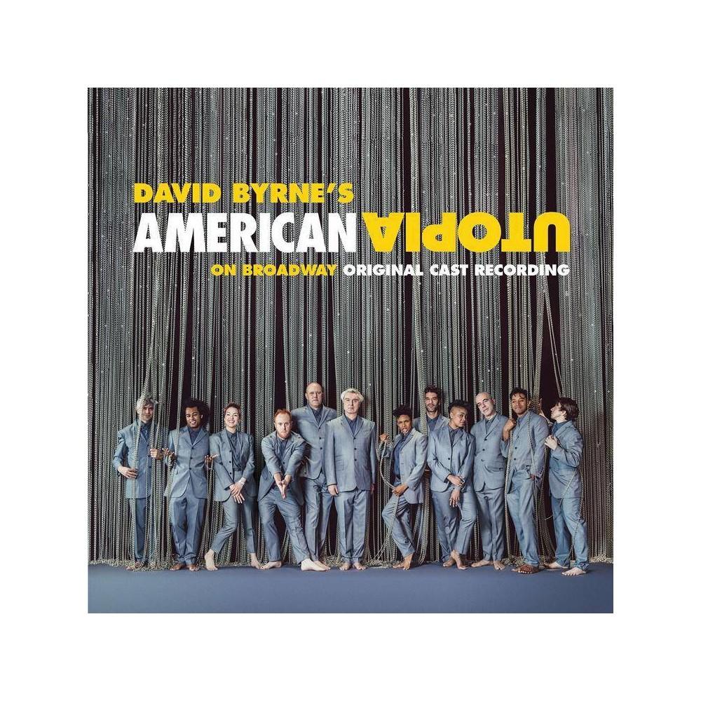 David Byrne American Utopia On Broadway Original Cast Recording Vinyl