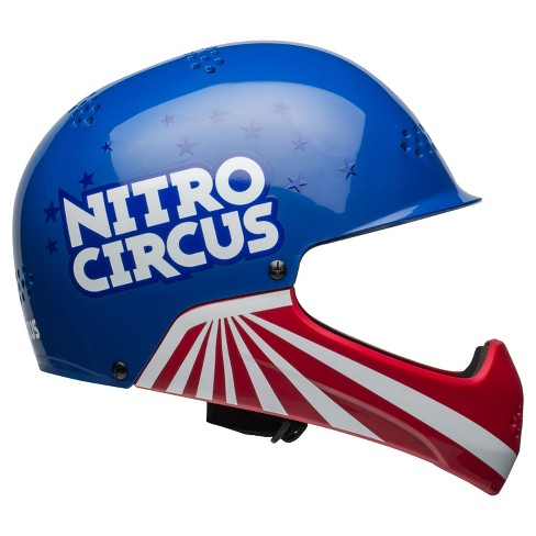 Bell Sports Nitro Circus Shield Full-Face Child Bike Helmet with Chinbar - image 1 of 4