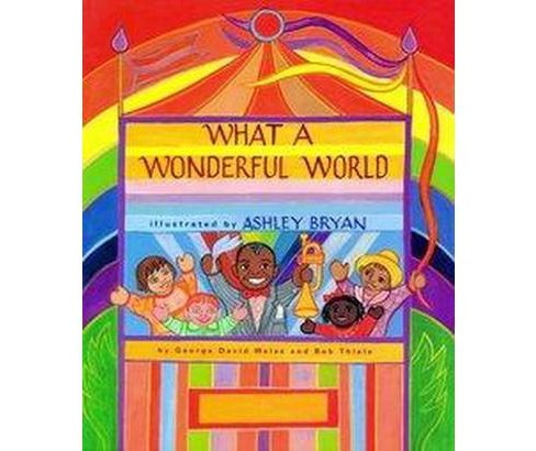 What a Wonderful World (School And Library) (George David Weiss) - image 1 of 1