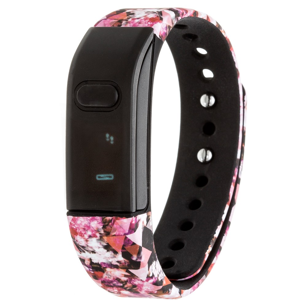Image of RBX TR1 Digital Activity Tracker - Pink, Adult Unisex
