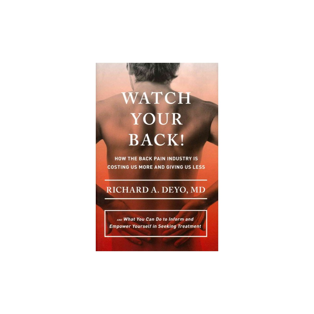 Watch Your Back! (Hardcover)