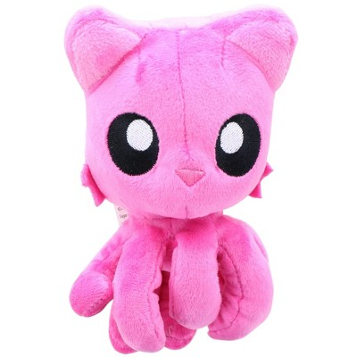 Tentacle Kitty 4 Inch Little One Plush | Magenta