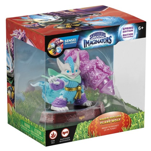 Skylanders Imaginators Hard-Boiled Flare Wolf - Spring Edition - image 1 of 2