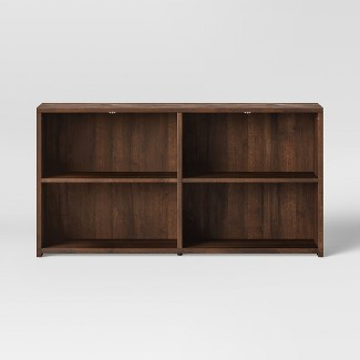 Horizontal Bookcase Espresso Brown - Made By Design™