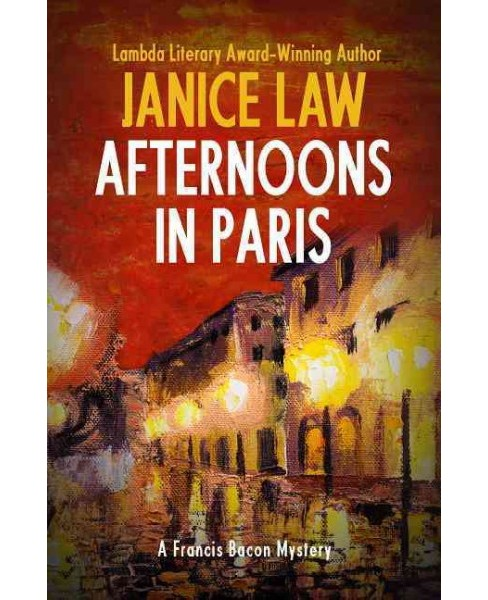 Afternoons in Paris (Paperback) (Janice Law) - image 1 of 1
