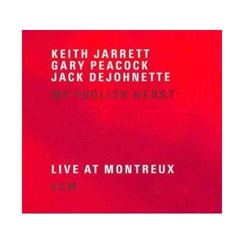 Keith Jarrett - My Foolish Heart (CD) - image 1 of 1