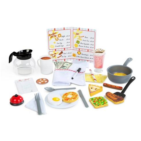 Melissa & Doug Star Diner Restaurant Play Set - image 1 of 4