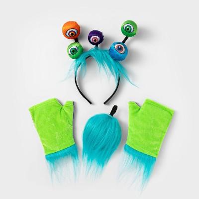 4pc Monster Halloween Accessory Set - Hyde & EEK! Boutique™