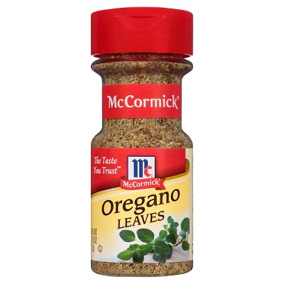 McCormick Oregano Leaves - 0.75oz