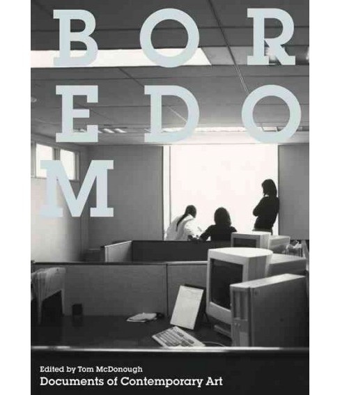 Boredom (Paperback) (Tom McDonough) - image 1 of 1