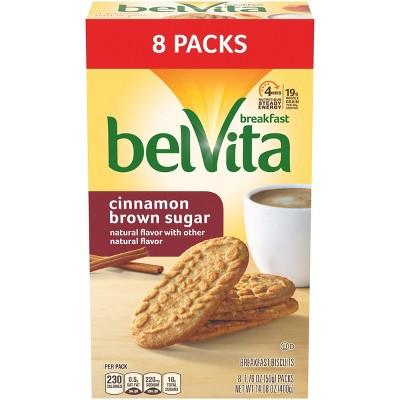 belVita Cinnamon Brown Sugar - 14.08oz
