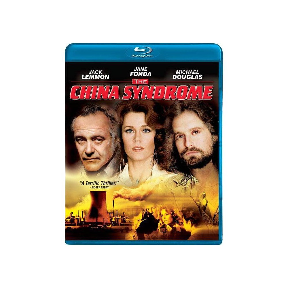 The China Syndrome Blu Ray