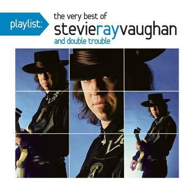 Stevie Ray Vaughan - Playlist: The Very Best of Stevie Ray Vaughan (CD)