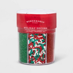 Holiday Sprinkles - 7oz -  Wondershop™