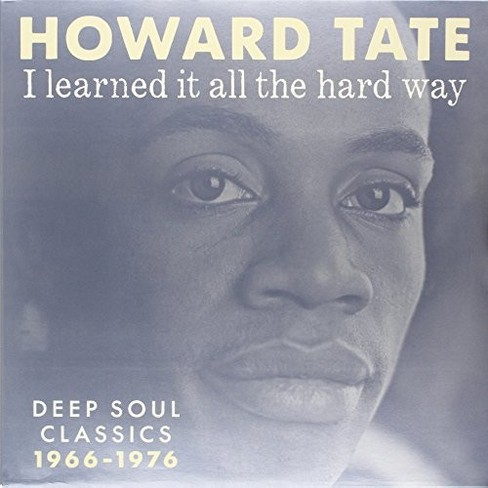 Howard tate - I learned it all the hard way (Vinyl) - image 1 of 1