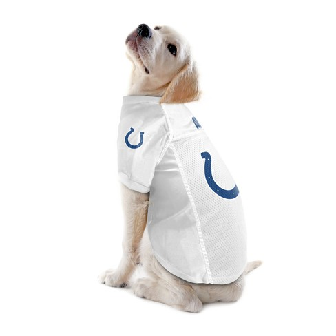 0f679b8c Indianapolis Colts Little Earth Pet Football Jersey - White XL