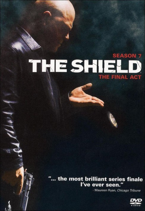 The Shield: The Complete Seventh Season [4 Discs] - image 1 of 1