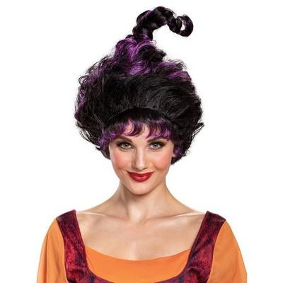 Adult Deluxe Disney Hocus Pocus Mary Sanderson Halloween Wig