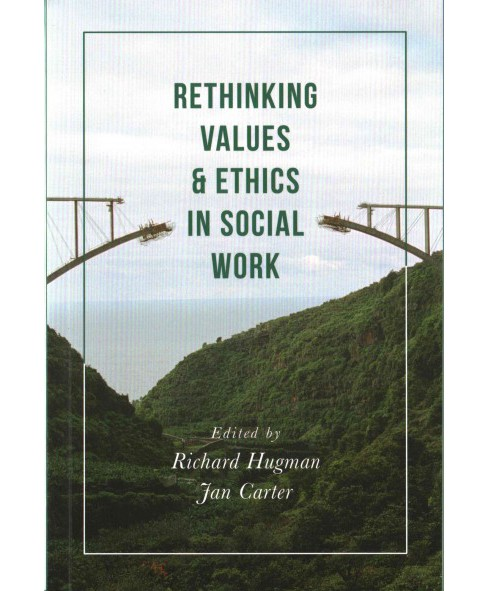 Rethinking Values and Ethics in Social Work (Paperback) - image 1 of 1