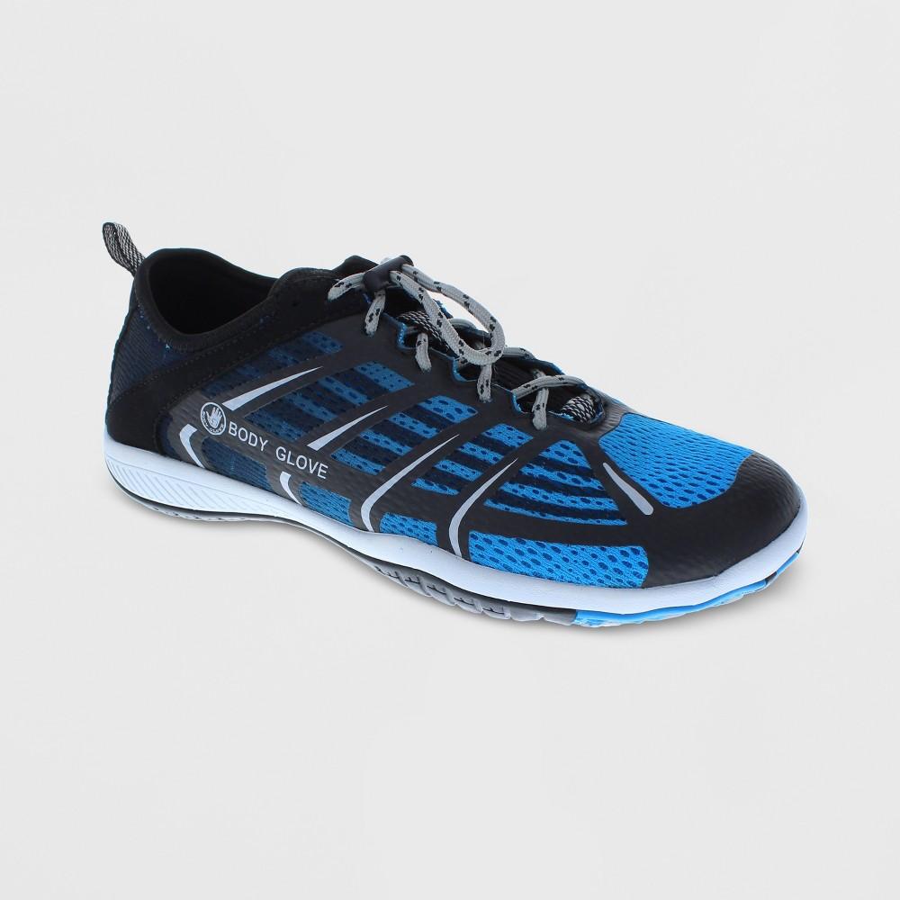 Men's Body Glove Dynamo Rapid Water Shoes - Black 10, Blue Black