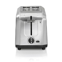 Deals on Hamilton Beach 2 Slice Toaster Stainless Steel