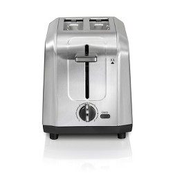 Hamilton Beach 2 Slice Toaster - Stainless Steel