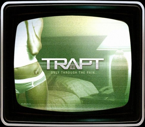 Trapt - Only Through the Pain [Explicit Lyrics] (CD) - image 1 of 2
