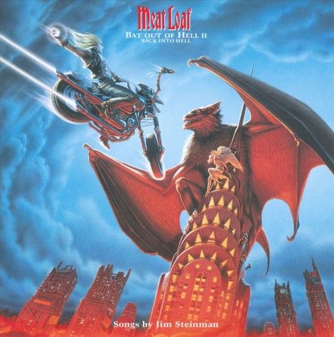 Meat loaf - Bat out of hell ii (Rarities edition) (CD) - image 1 of 1