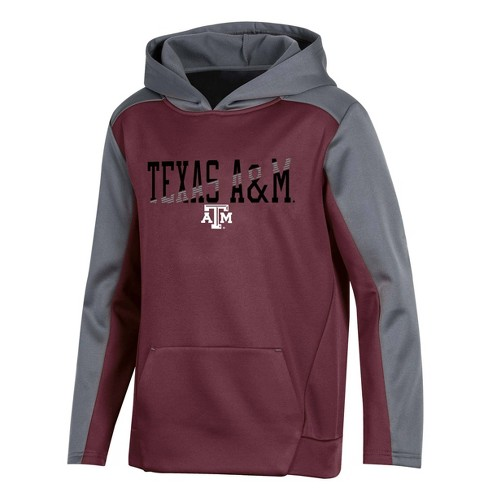 NCAA Texas A&M Aggies Boys' Long Sleeve Pullover Hoodie  - image 1 of 2