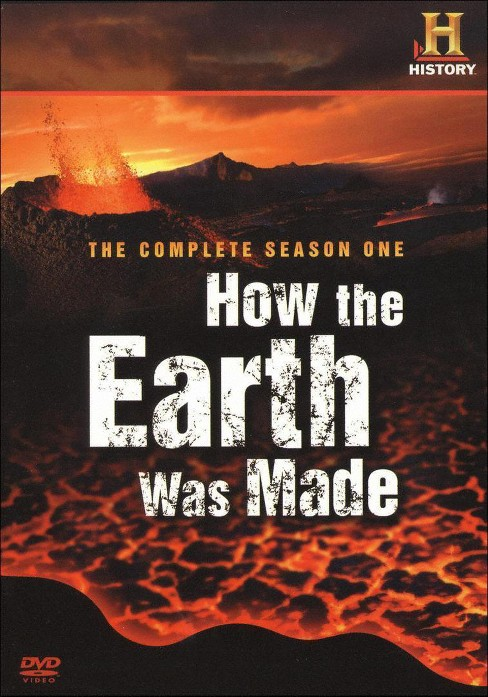 How the earth was made:Complete ssn 1 (DVD) - image 1 of 1